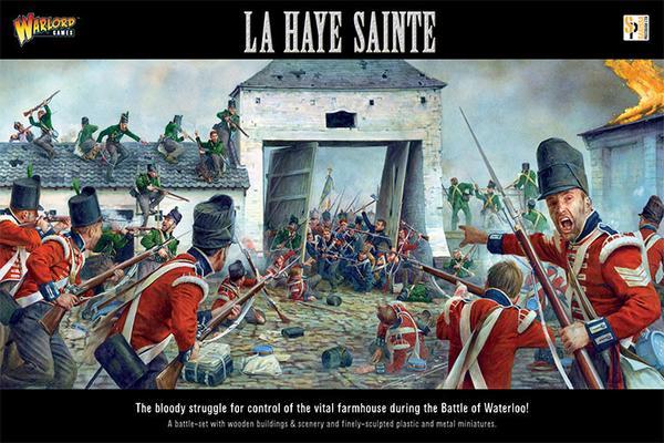Historica Tabletop - La Haye Sainte von Warlord Games