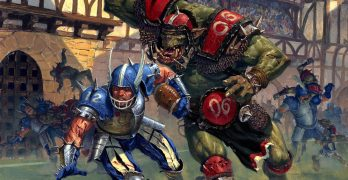 Blood Bowl – The Game of Fantasy Football