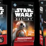 Star Wars: Destiny Veröffentlichungsplan