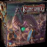 Runewars Miniaturenspiel Deutsch und Englisch